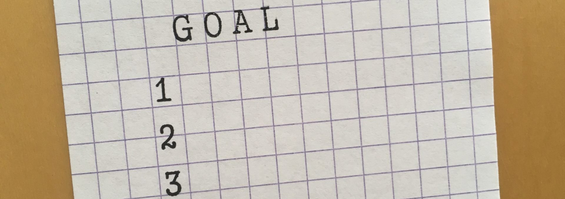 4つの目標値