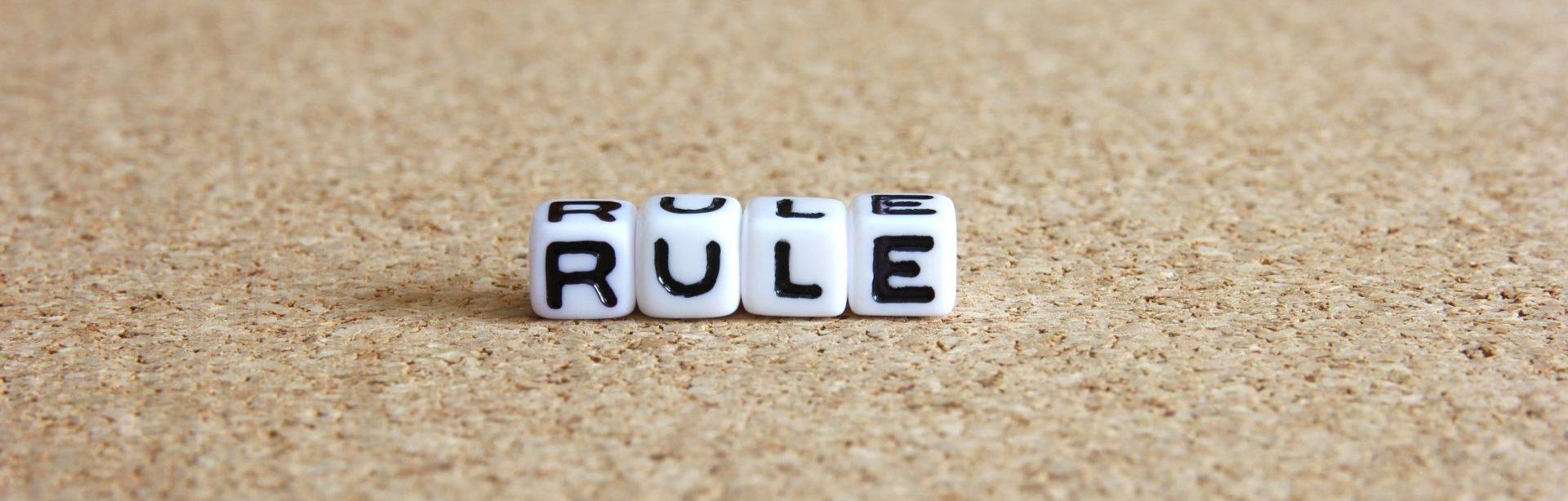 ダイエットが成功する6つのルール