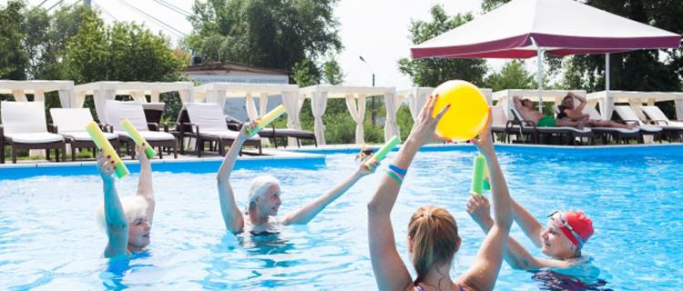 プール付きのスポーツジム利用時の注意点