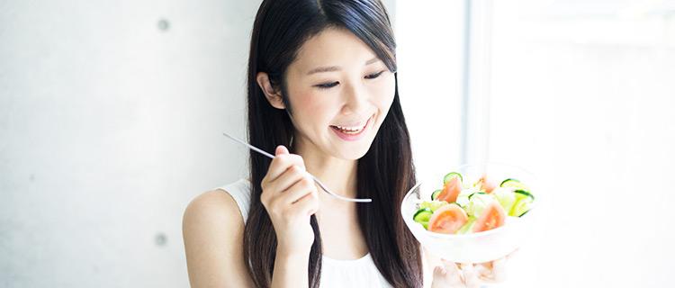 ホットヨガの効果を高めるために食事には気を付けよう