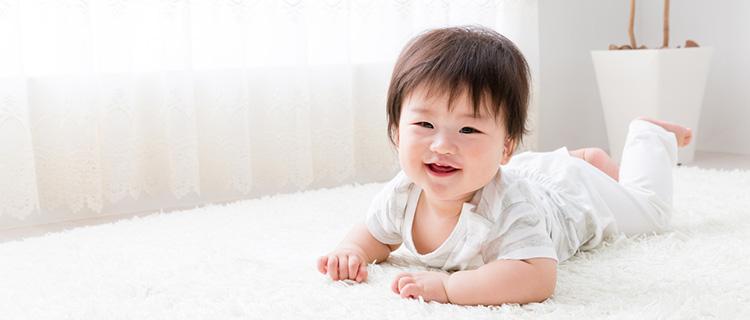 ベビーヨガはいつからできる?生後1~2か月から可能!