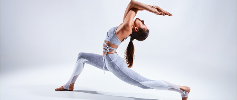 代謝や筋力をアップさせたい人向けのヨガ