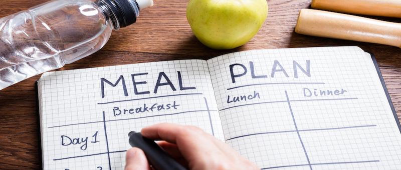 24/7ワークアウトの食事管理の3つの「させない」