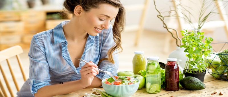 パーソナルトレーニングの食事指導で健康的にダイエットしよう!