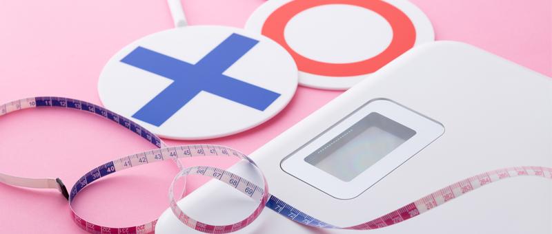 体重 増える 減る