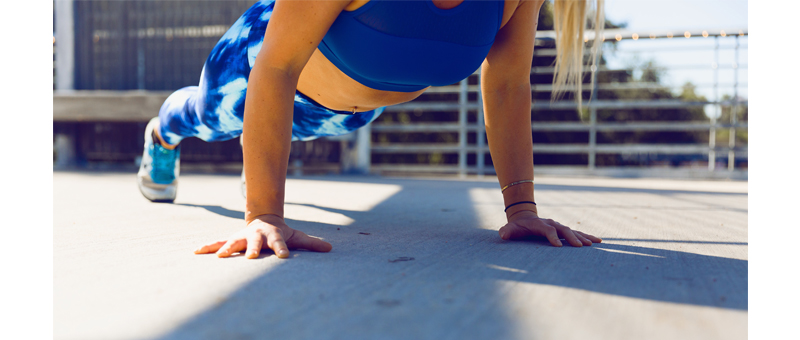 ダイエットにオススメの筋肉トレーニング