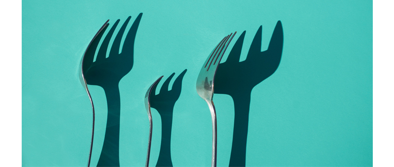 レシピで役立つ食品のカロリー計算法
