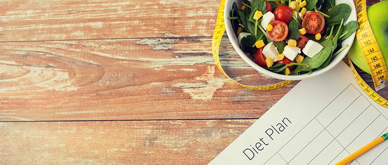 運動×食事が大切!ダイエットに成功するコツとは