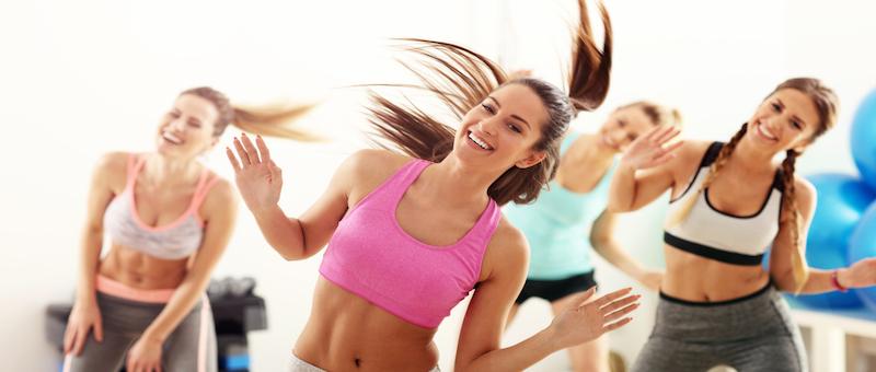 ダンスダイエットの消費カロリーは?