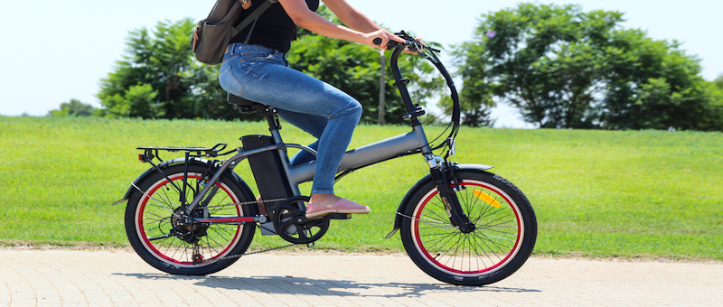 電動自転車でも効果はある?