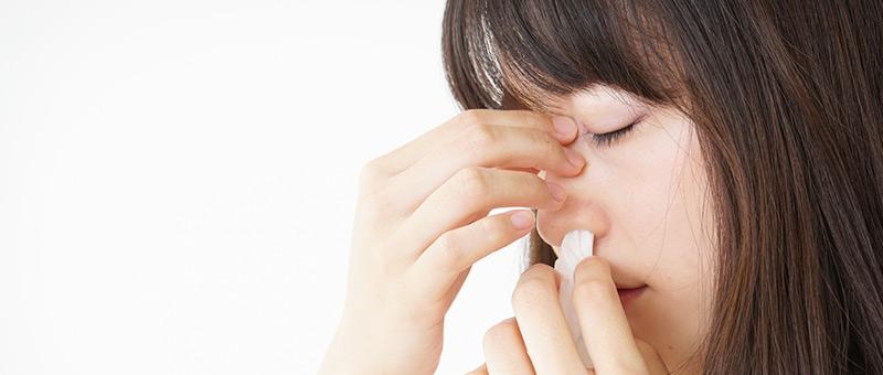 免疫力アップ!生理痛やアレルギーの悩み解消