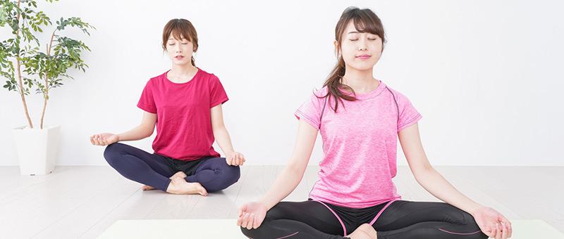 瞑想ヨガにおすすめのポーズ3選