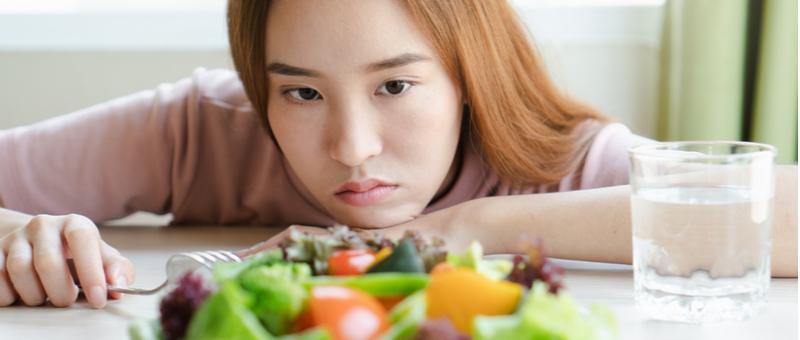 食べたい女性