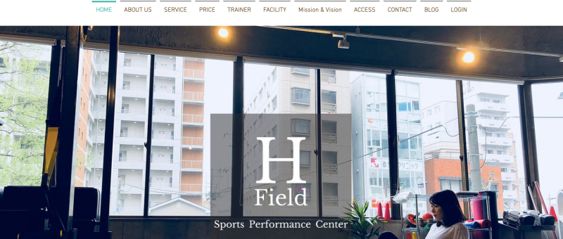 H-Field Sports Performance Center