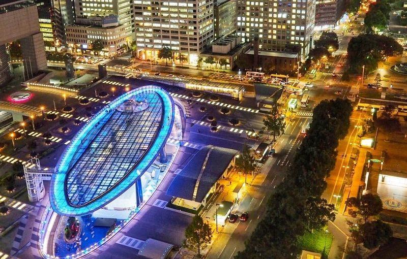 名古屋都市風景