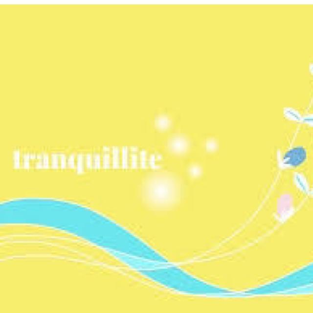 Tranquillite【トランキリテ】